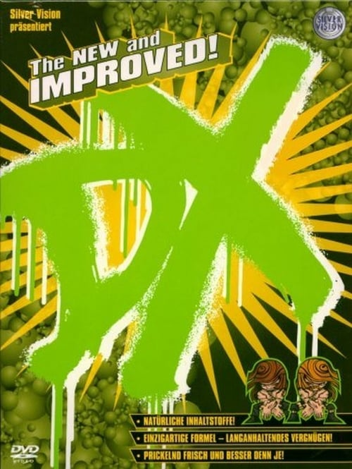 WWE: The New & Improved DX - Movie Poster