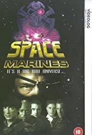 Space Marines - Movie Poster