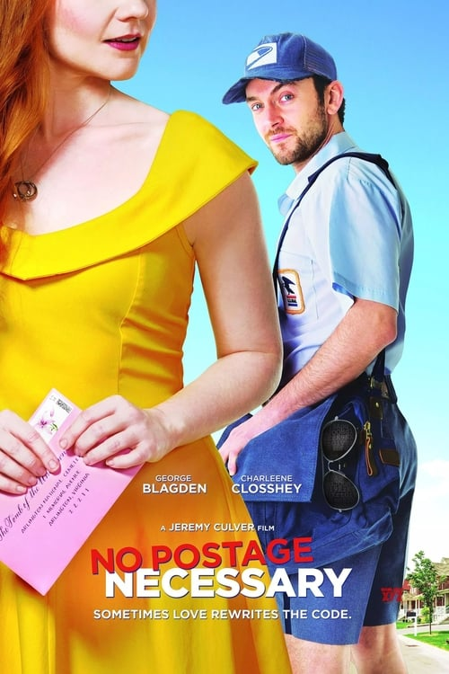 No Postage Necessary - Movie Poster