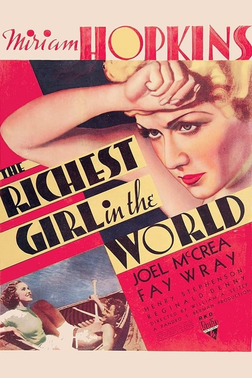 The Richest Girl in the World - Movie Poster