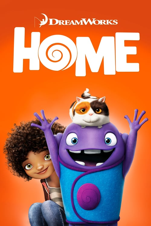 Home - Movie Poster