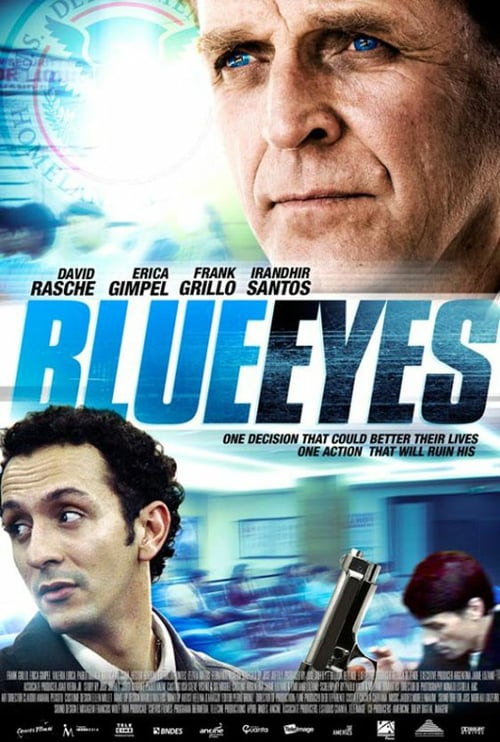 Blue Eyes - Movie Poster