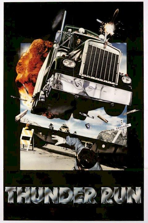 Thunder Run - Movie Poster