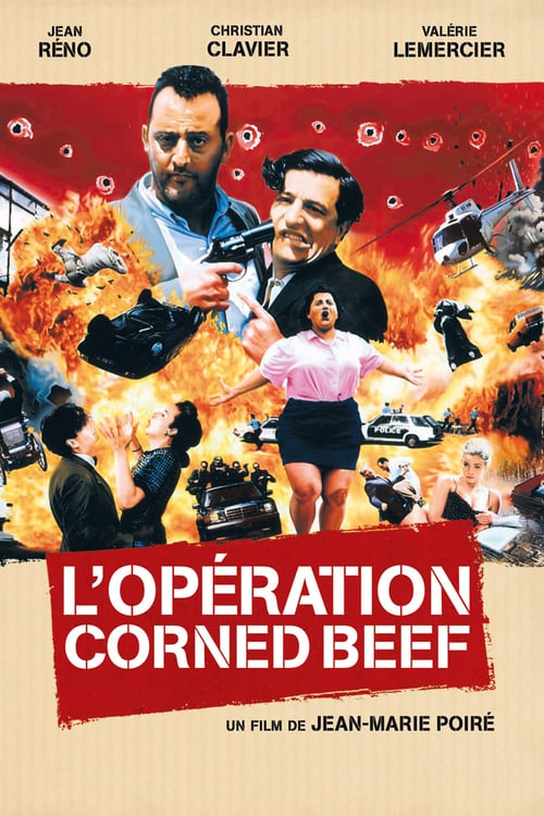 Operation Corned Beef - Movie Poster