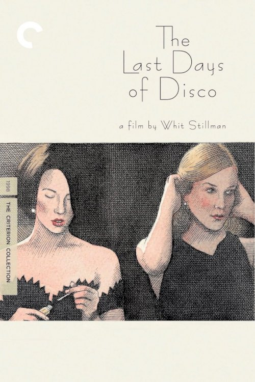 The Last Days of Disco - Movie Poster