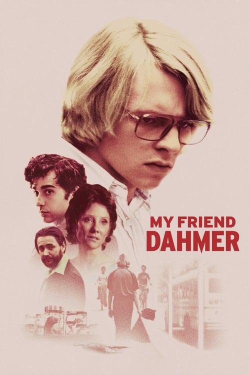 My Friend Dahmer - Movie Poster