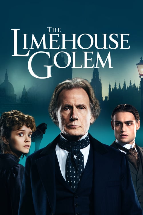The Limehouse Golem - Movie Poster