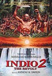 Indio 2 - The Revolt - Movie Poster