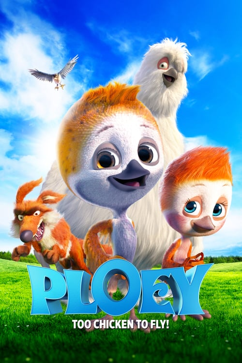 Ploey: You Never Fly Alone - Movie Poster