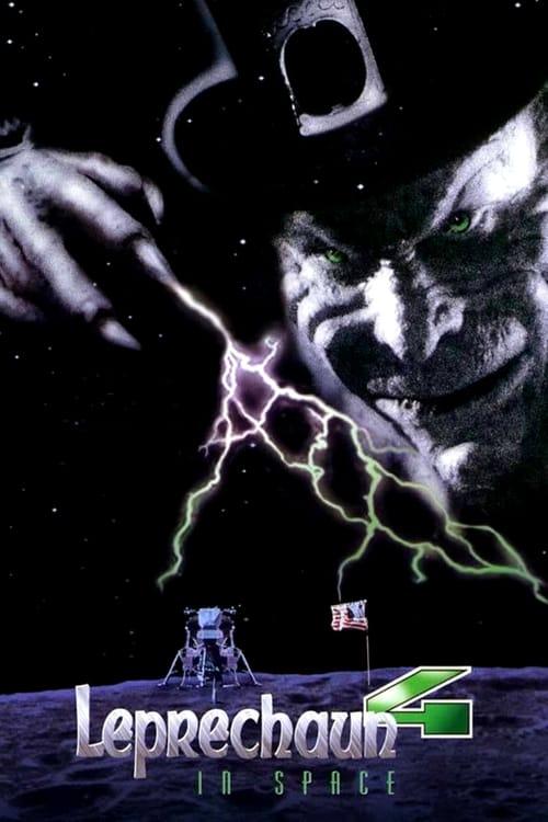 Leprechaun 4: In Space - Movie Poster
