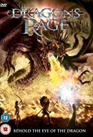Dragon's Rage - Movie Poster