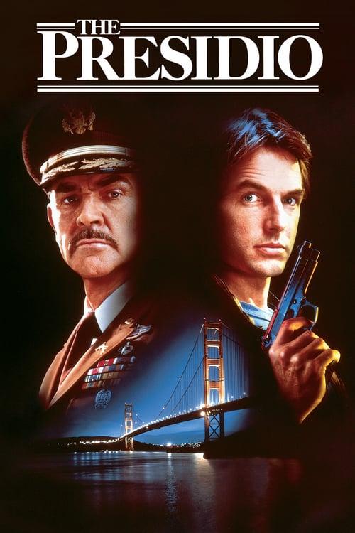 The Presidio - Movie Poster