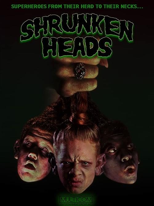 Shrunken Heads - Movie Poster