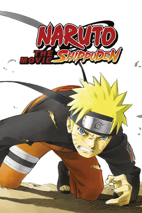 Naruto Shippuden the Movie - Movie Poster
