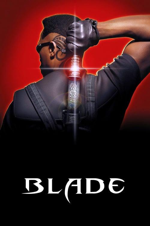 Blade - Movie Poster