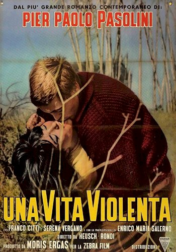 Violent Life - Movie Poster