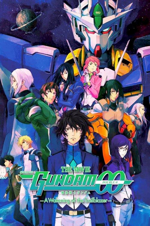 Mobile Suit Gundam 00: A Wakening of the Trailblazer - Movie Poster