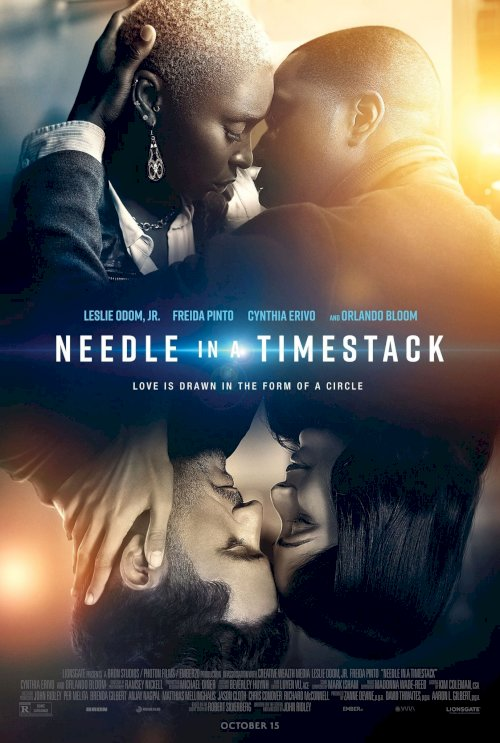 Needle in a Timestack - Movie Poster
