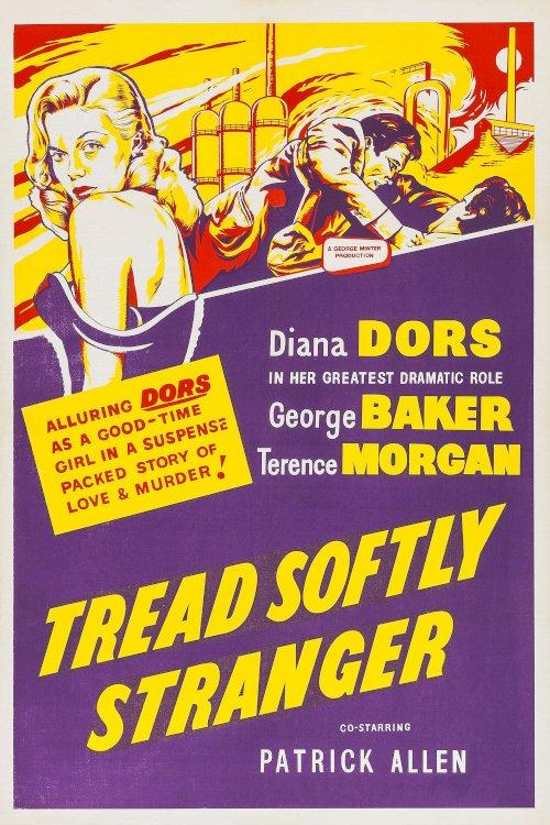 Tread Softly Stranger - Movie Poster