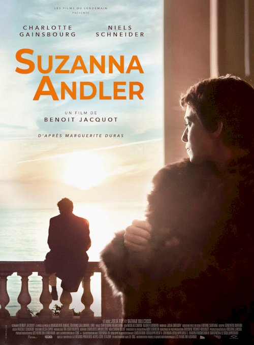 Suzanna Andler - Movie Poster