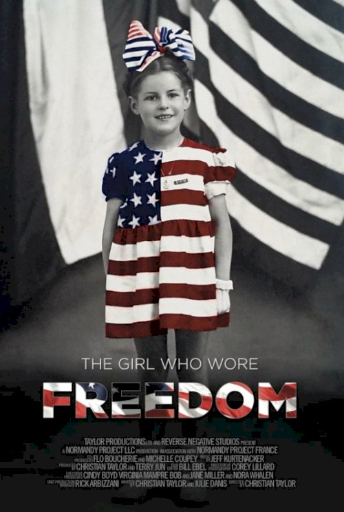 The Girl Who Wore Freedom - Movie Poster