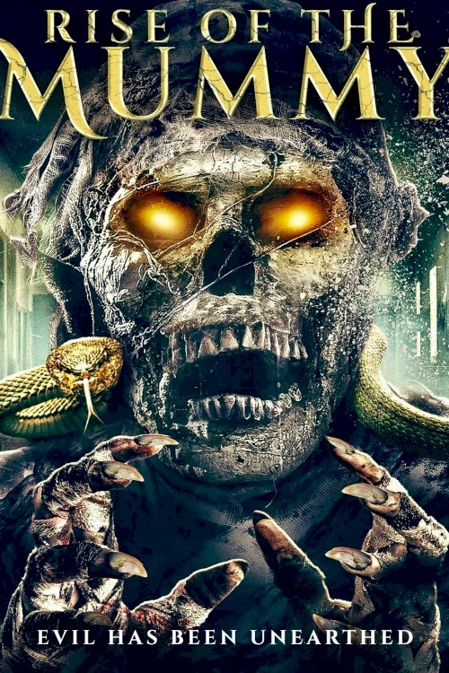 Rise of the Mummy - Movie Poster