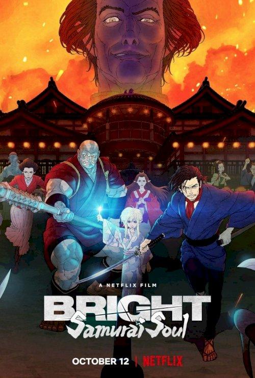 Bright: Samurai Soul - Movie Poster