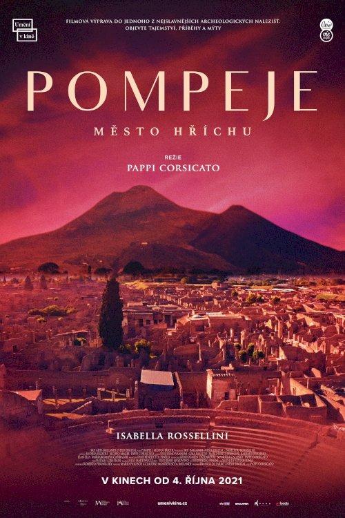 Pompeii: Eros and Myth - Movie Poster