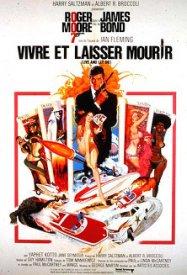 CHIKARA Vivre et Laisser Mourir - Movie Poster