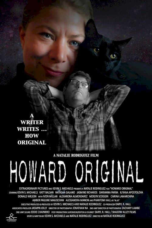 Howard Original - Movie Poster
