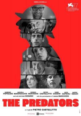 The Predators - Movie Poster