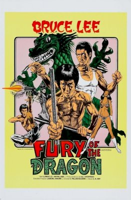 Fury of the Dragon - Movie Poster
