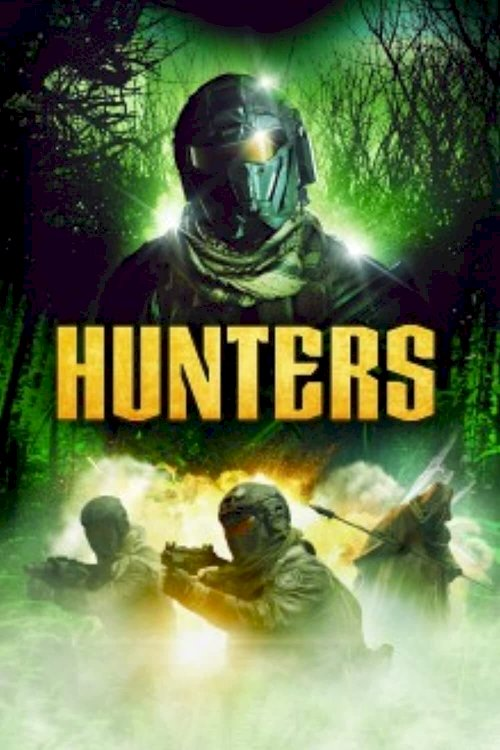 Hunters - Movie Poster