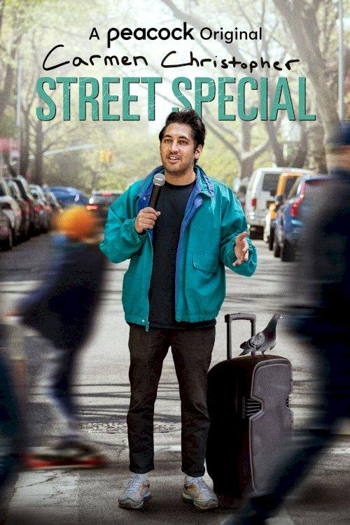Carmen Christopher: Street Special - Movie Poster
