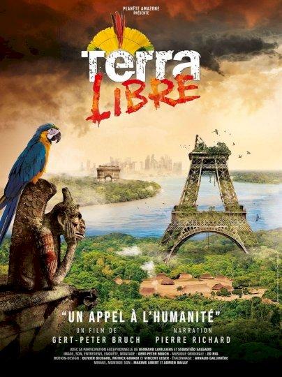 Terra Libre - Movie Poster
