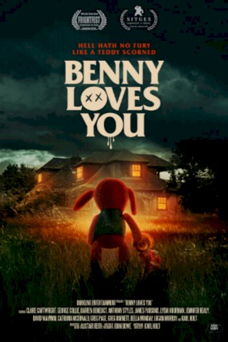 Benny Loves You - Movie Poster