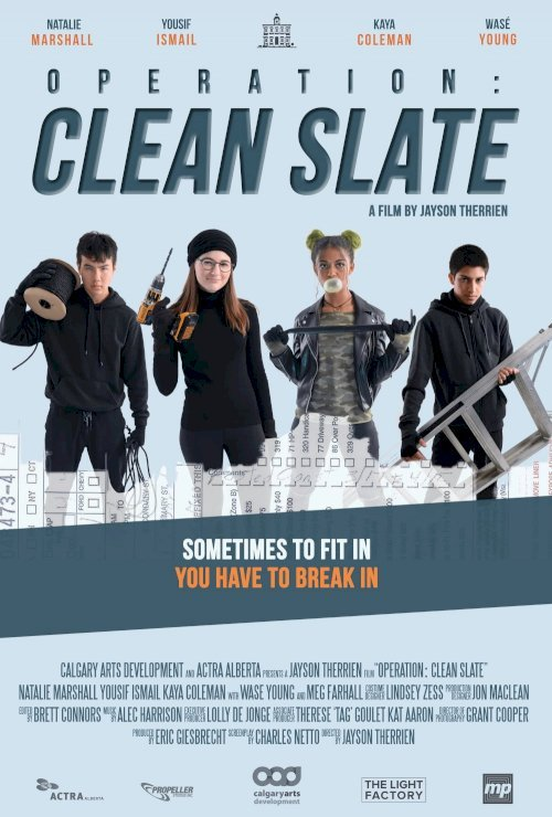 Operation: Clean Slate - Movie Poster