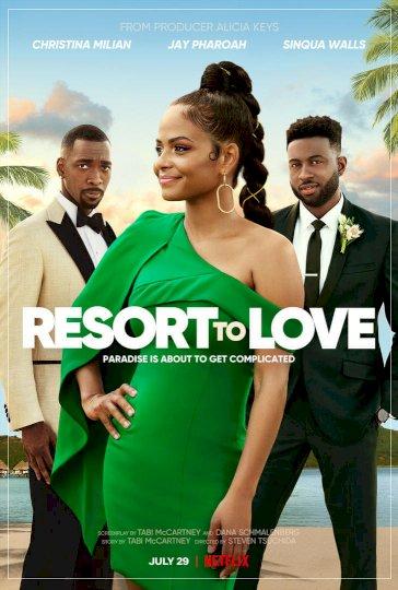 Resort to Love - Movie Poster