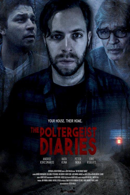 The Poltergeist Diaries - Movie Poster