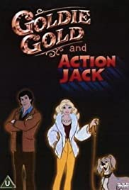 Goldie Gold and Action Jack - Movie Poster