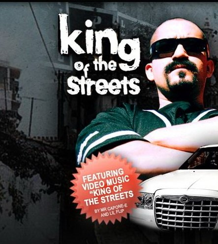 King of the Streets - Movie Poster