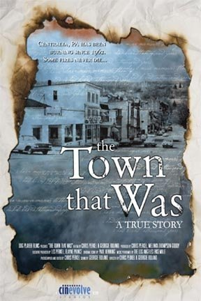 The Town That Was - Movie Poster