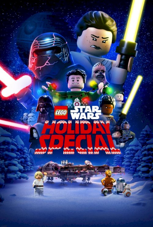 The Lego Star Wars Holiday Special - Movie Poster