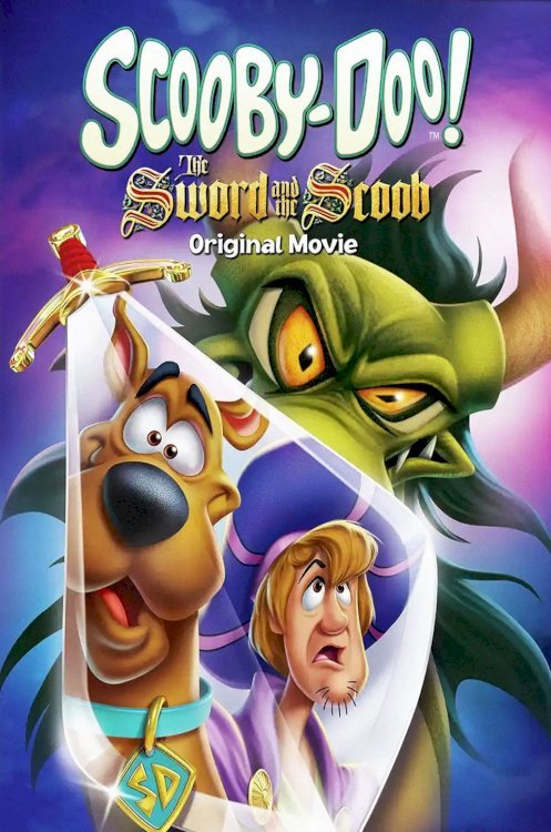 Scooby-Doo! The Sword and the Scoob - Movie Poster