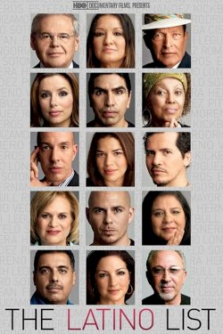 The Latino List - Movie Poster