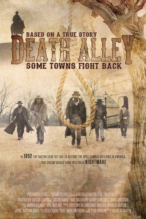 Death Alley - Movie Poster