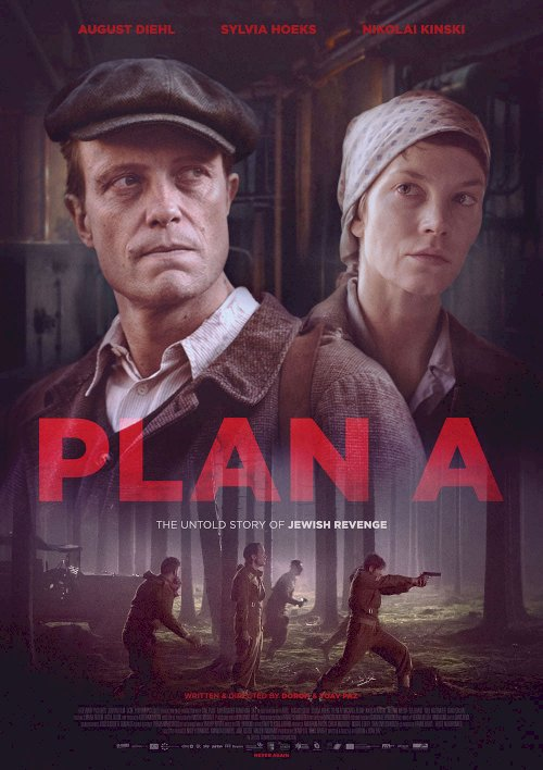 Plan A - Movie Poster