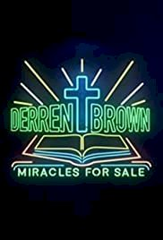 Derren Brown: Miracles for Sale - Movie Poster