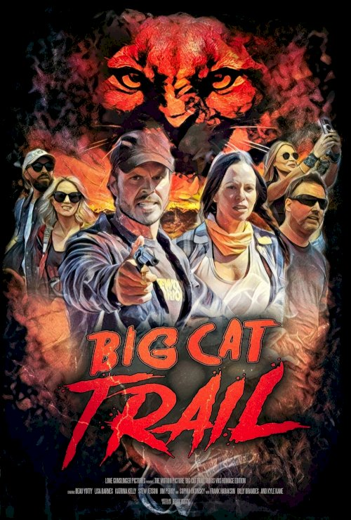 Big Cat Trail - Movie Poster