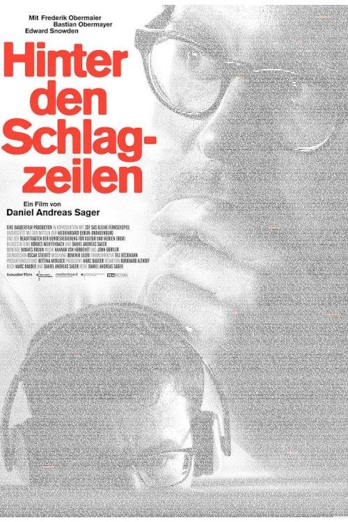 Hinter den Schlagzeilen - Movie Poster